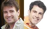 Luiz Ancillotti e Caio Togni