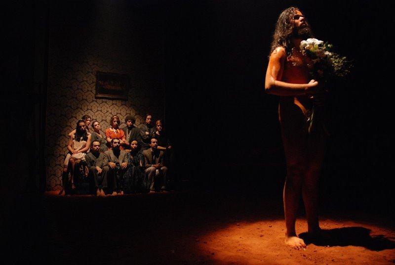 Album de Familia, espetáculo teatral de Nelson Rodrigues dirigido por Jorge Farjalla no Rio de Janeiro. Produção: Vitavision